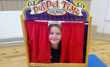 Fun Zone Puppet Time