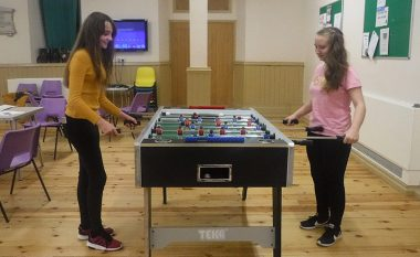 Year 6 Table Football