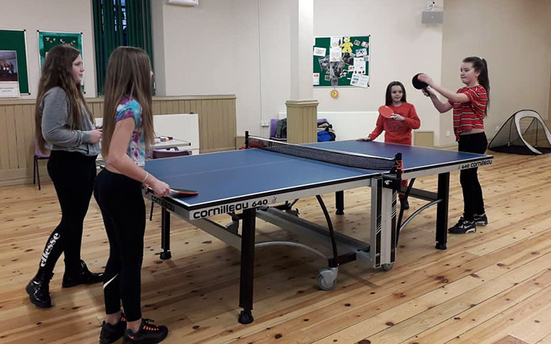Year 6 Table Tennis