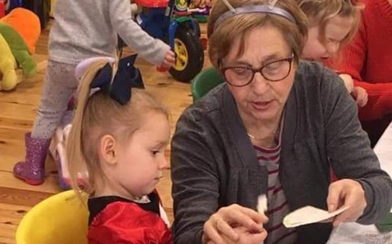 Volunteer Maureen